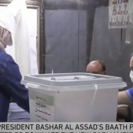 Syrian Parliamentary elections